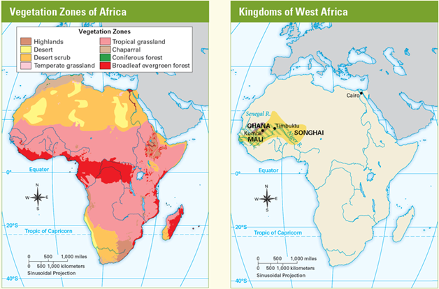 history alive africa map